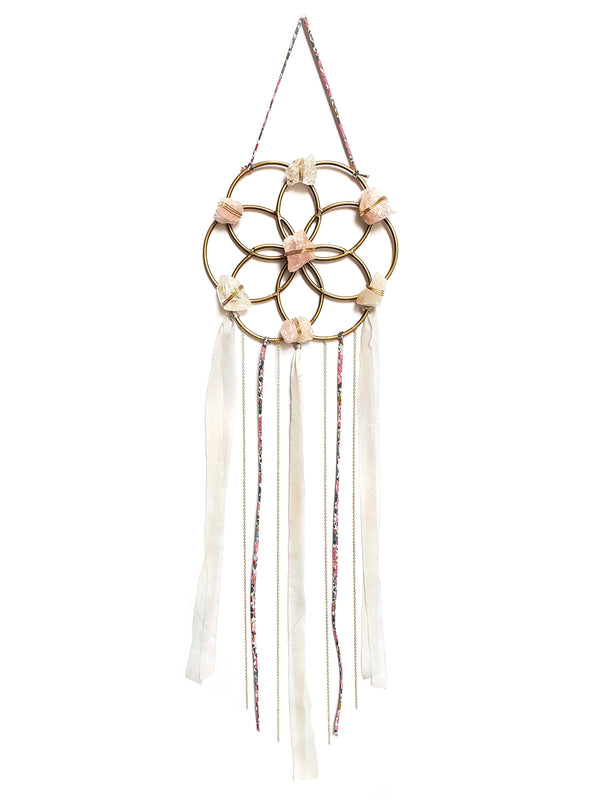 HEALING GRID DREAM CATCHER