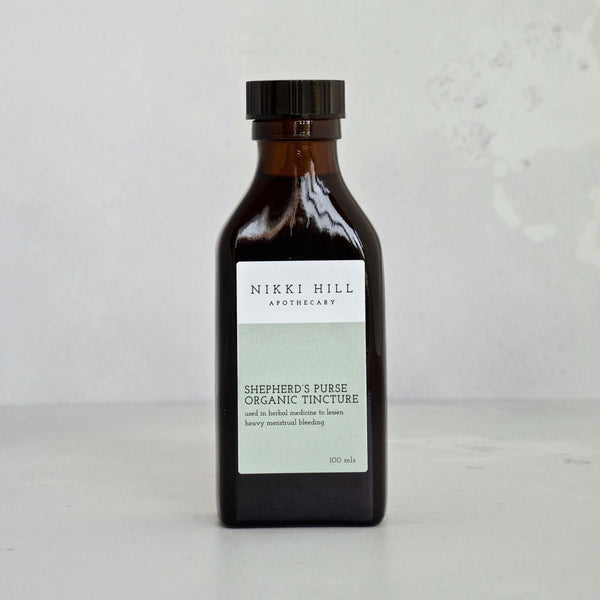 Shepherd's Purse Organic Tincture