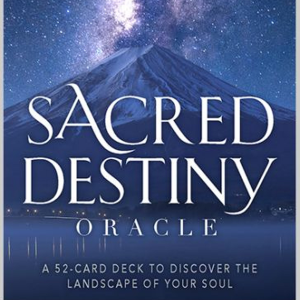 sacred destiny oracle deck