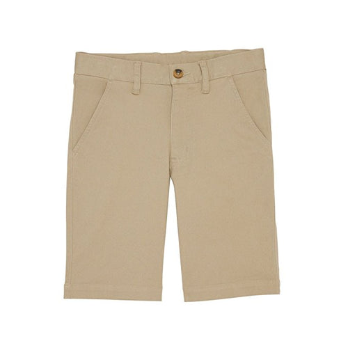 Boys Adjustable Waist Stretch Shorts