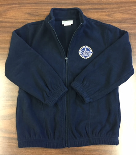 CCS Full Zip Fleece