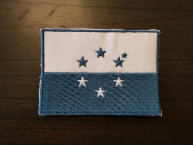 Osean Federation Flag Patch (MISPRINT)