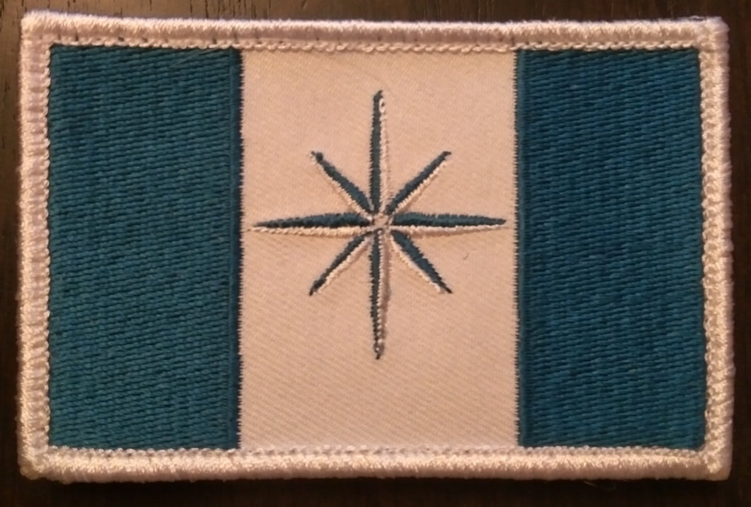 Republic of Emmeria Flag Patch