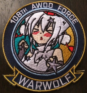 Warwolf AWOO Patch