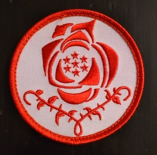 Erusean Rose Patch