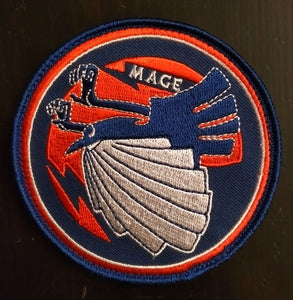 Mage Squadron Patch