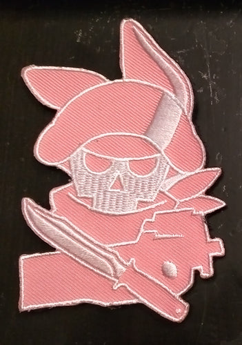 Pink Devil Patch