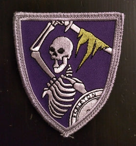 Skeleton Squadron Patch