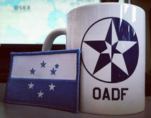 Load image into Gallery viewer, Osean Federation Flag Patch