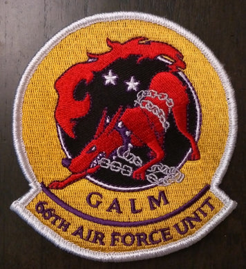 Galm Squadron Patch