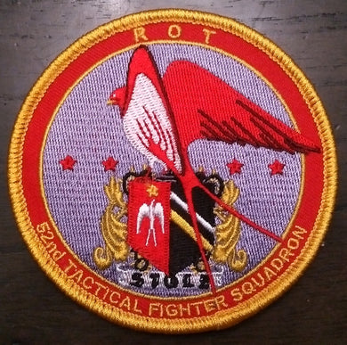 Rot Squadron Patch
