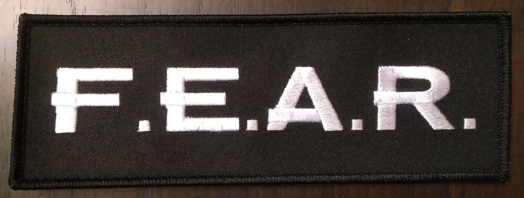 First Encounter Assault Recon Unit Patch