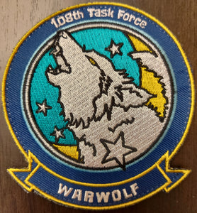 Warwolf Squadron Patch