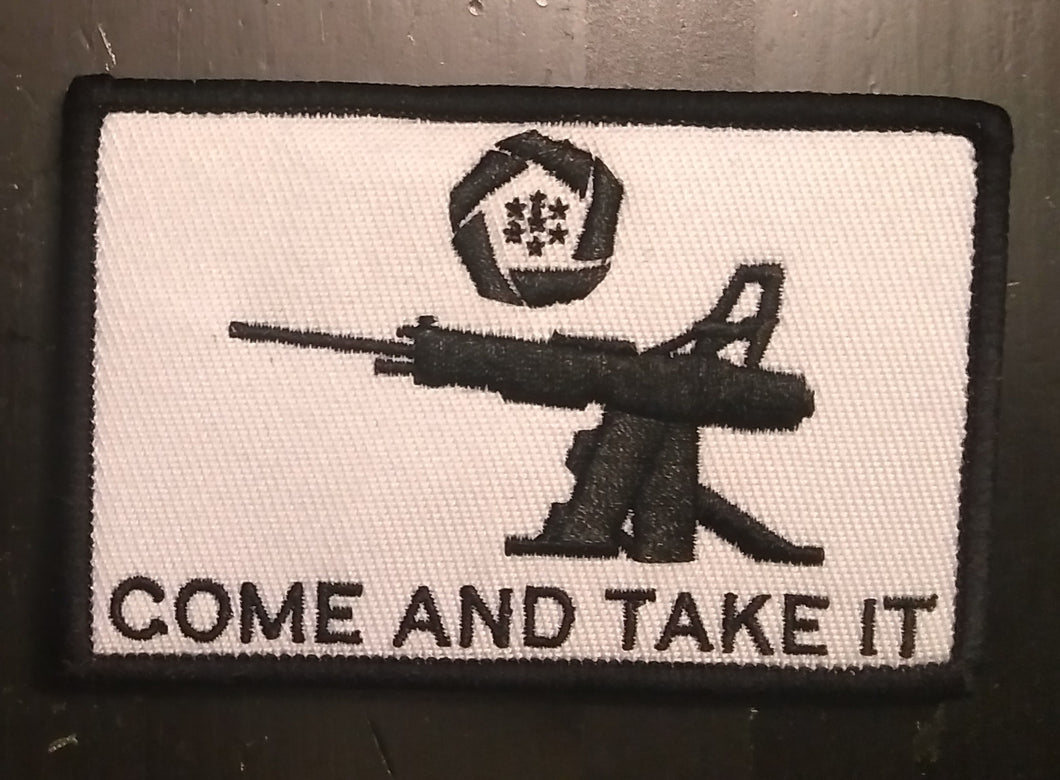 Come And Take Stonehenge Patch
