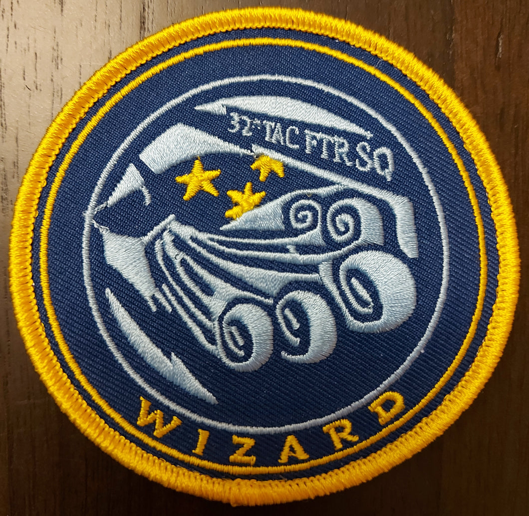 Wizard Squadron Patch