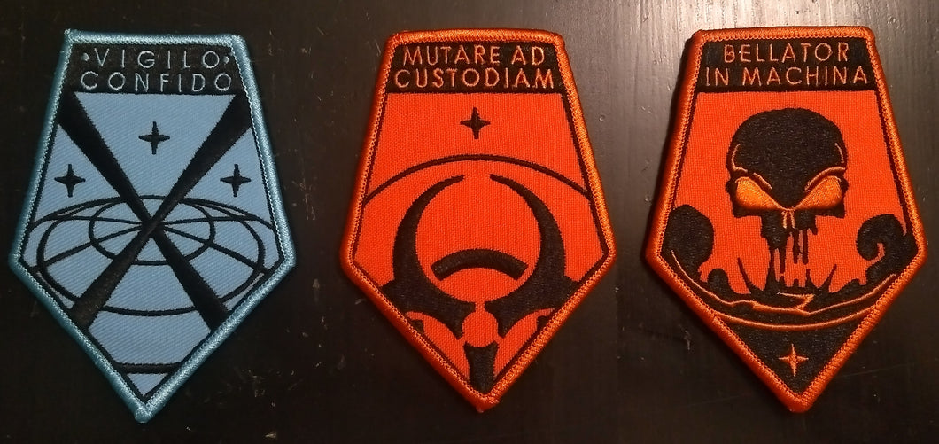 XCOM Patch Bundle