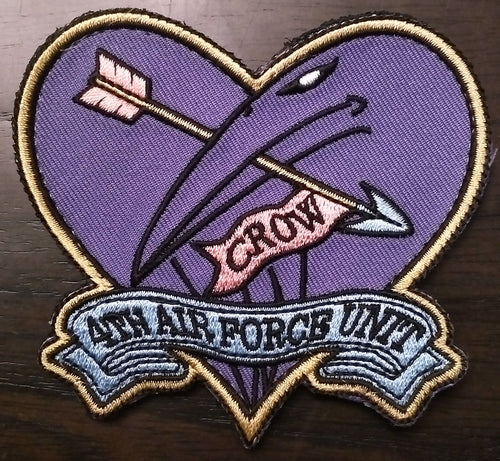 Crow Squadron Patch