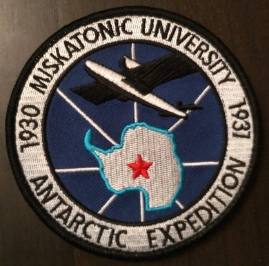 Miskatonic Antarctic Expedition Patch
