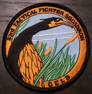Gelb Squadron Patch