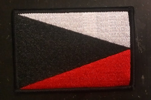 Ustio Flag Patch
