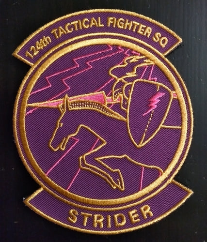 Strider Squadron Patch