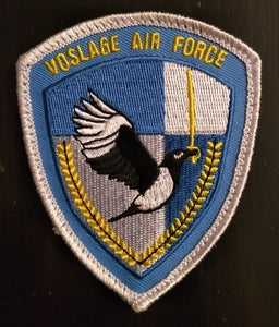 Voslage Air Force Patch