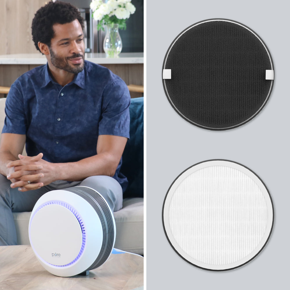 Load image into Gallery viewer, PureZone™ Halo Air Purifier Replacement Filter