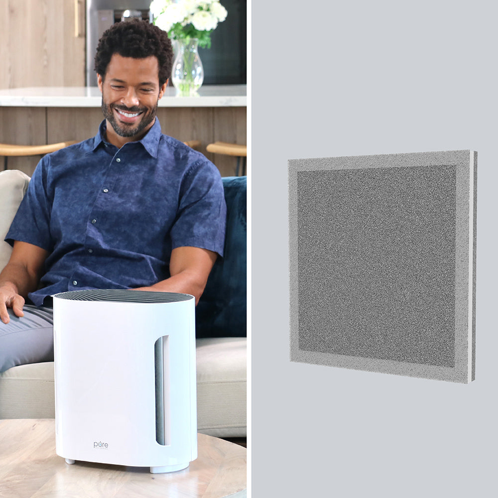 Load image into Gallery viewer, PureZone™ Air Purifier Replacement Filter | Genuine Pure Enrichment® Replacement Filter