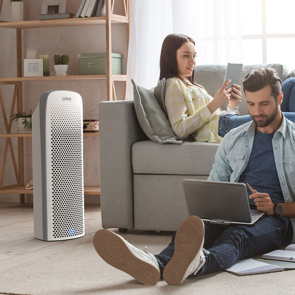 Load image into Gallery viewer, PureZone Elite 4-in-1 True HEPA Air Purifier