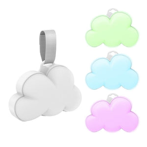 PureBaby® Cloud Portable Sound Machine & Night Light