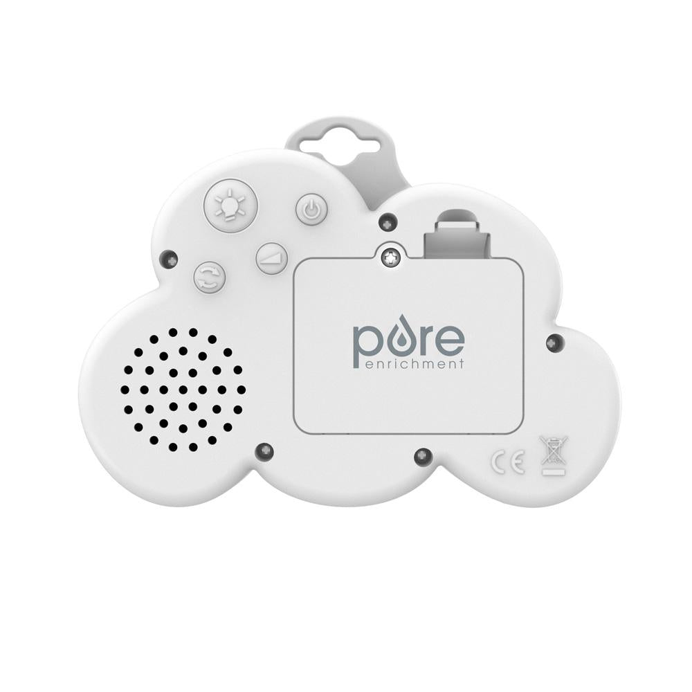 Load image into Gallery viewer, PureBaby® Cloud Portable Sound Machine & Night Light