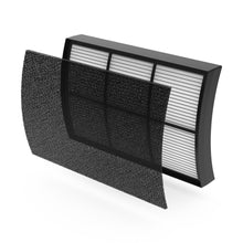 Load image into Gallery viewer, PureZone™ Breeze 2-in-1 True HEPA Air Filter