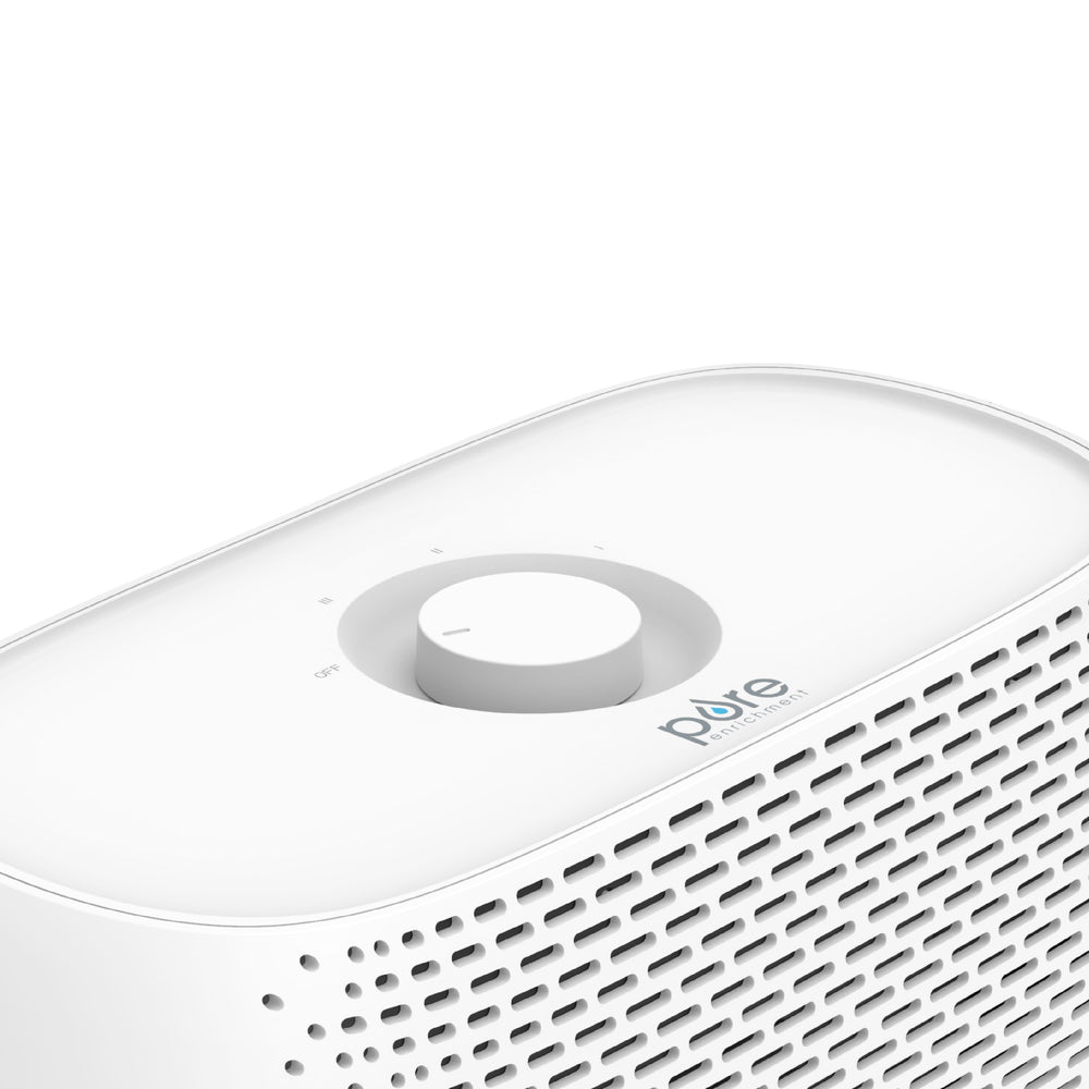 Load image into Gallery viewer, PureZone™ Breeze Tabletop Air Purifier