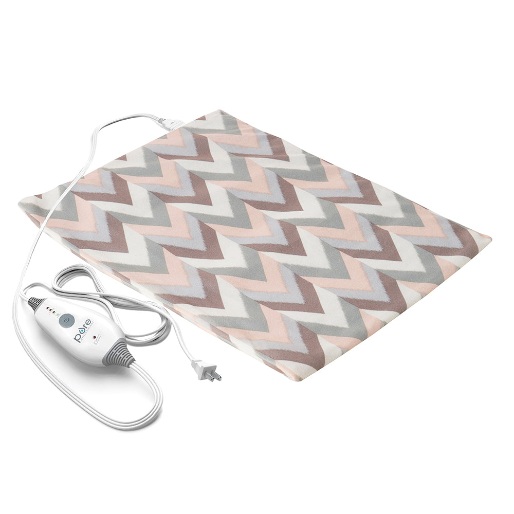 "Load image into Gallery viewer, PureRelief™ Express Designer Series Heating Pad 12"" x 15"""