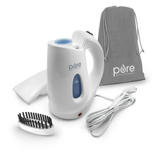 Load image into Gallery viewer, PureSteam Deluxe Handheld Garment Steamer