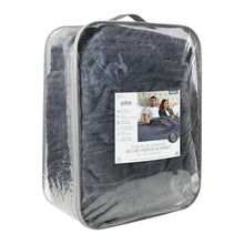 Load image into Gallery viewer, PureRelief™ Radiance Deluxe Heated Blanket