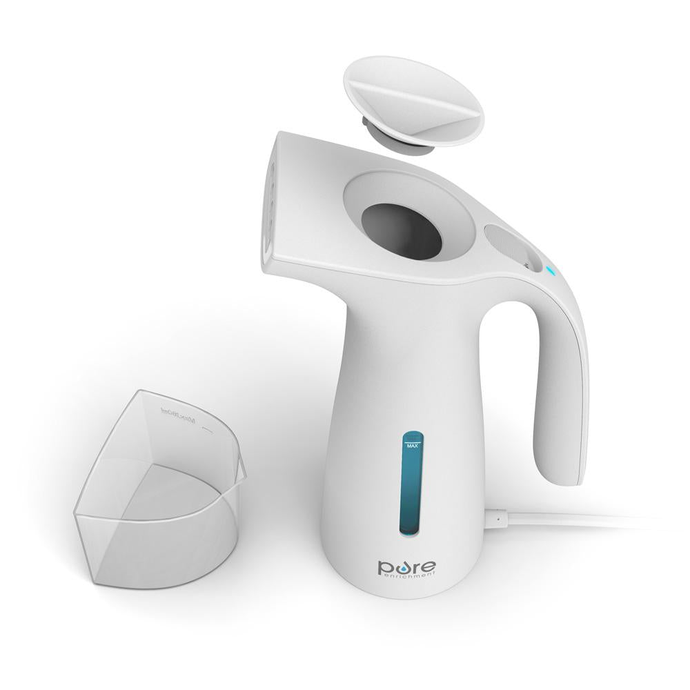 Load image into Gallery viewer, PureSteam™ Go – Home & Travel Garment Steamer