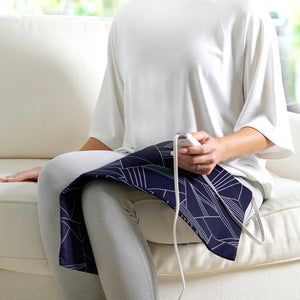 "PureRelief Express Designer Series Heating Pad 12"" x 24"""