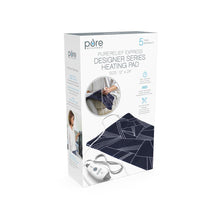 "Load image into Gallery viewer, PureRelief™ Express Designer Series Heating Pad 12"" x 24"""