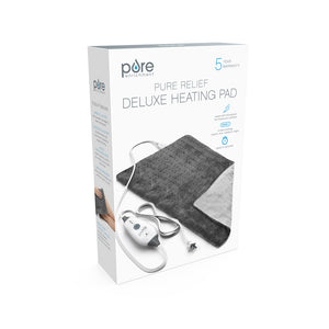 PureRelief Deluxe Heating Pad