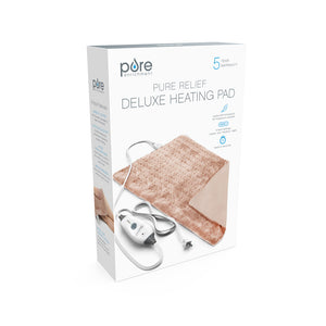 PureRelief™ Deluxe Heating Pad