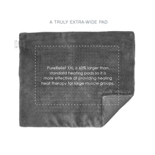Load image into Gallery viewer, PureRelief XXL Ultra Wide Microplush Heating Pad