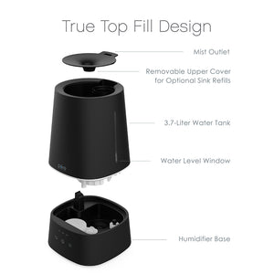 HUME™ Max Top Fill Humidifier
