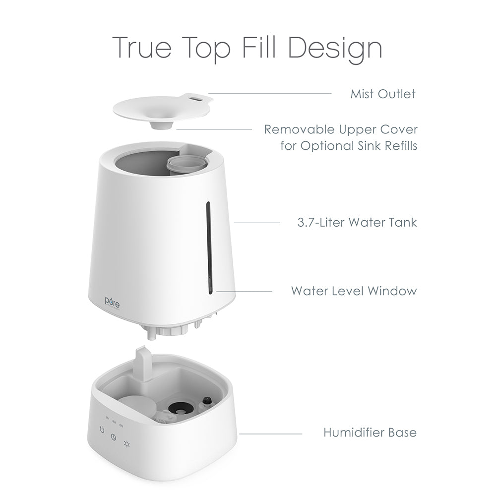 Load image into Gallery viewer, HUME™ Max Top Fill Humidifier
