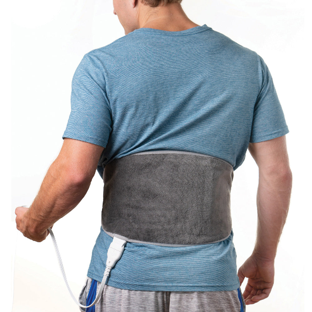 PureRelief™ Lumbar & Abdominal Heating Pad | Pure Enrichment®