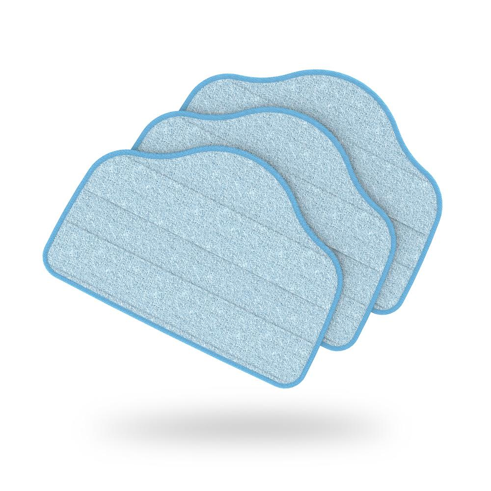 Load image into Gallery viewer, PureClean™ XL Microfiber Replacement Mop Pads (3-Pack)