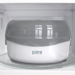 PureBaby® Microwave Bottle Sterilizer