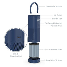 Load image into Gallery viewer, PureZone™ Mini Portable Air Purifier