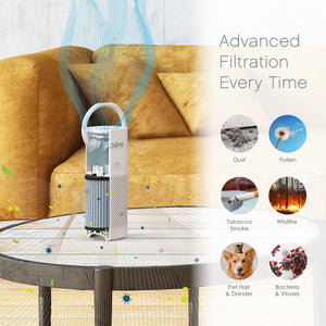 PureZone™ Mini Air Purifier Replacement Filter