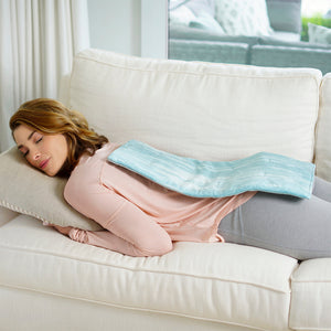 PureRelief™ Luxe Micromink Heating Pad